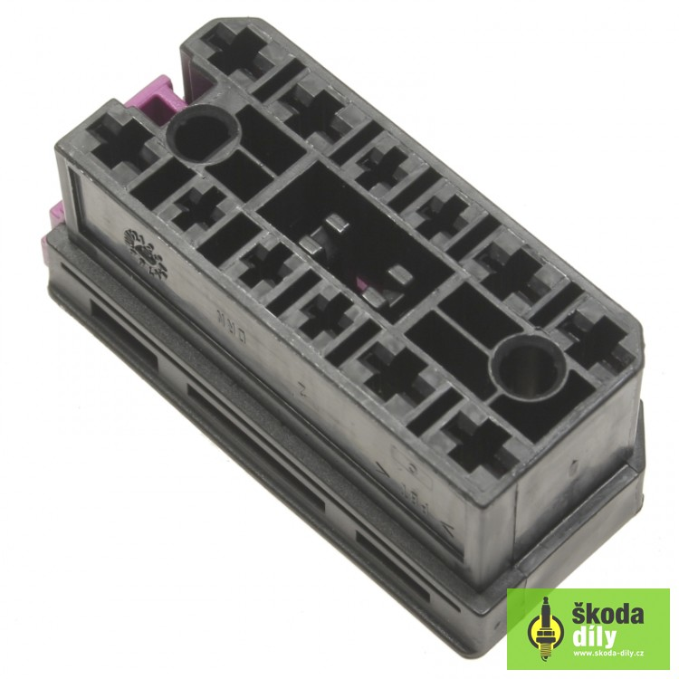 12 pin terminal block  u0160koda 8l0971978 skoda fabia hatchback