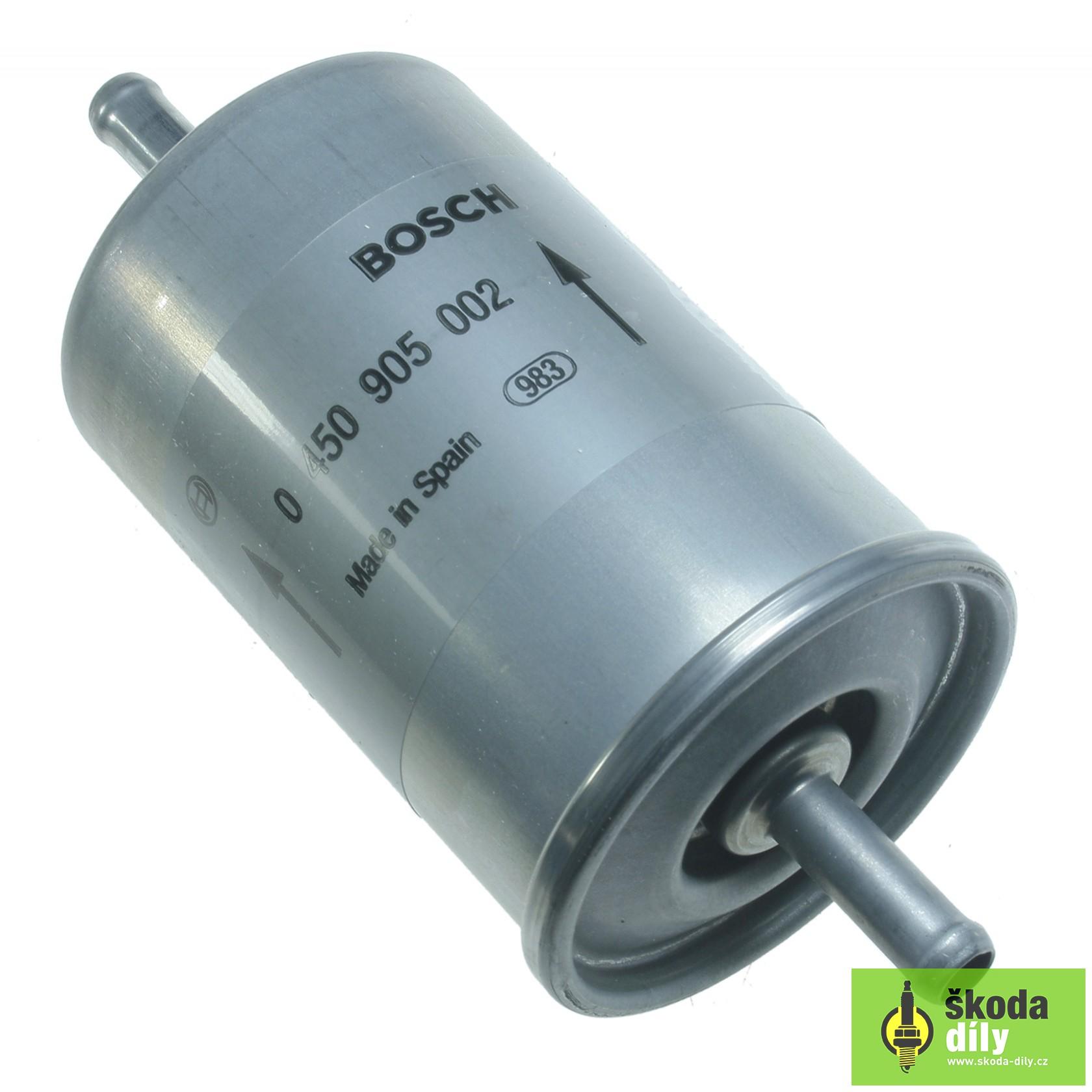 Petrol Fuel Filter 13 16 Bosch 6n0201511