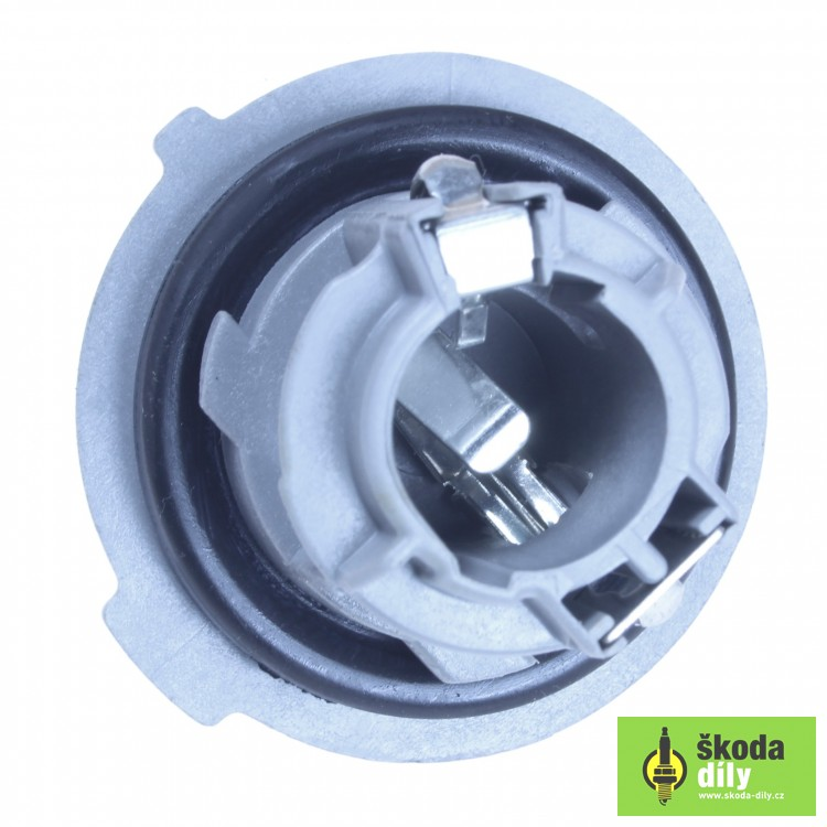 Light Bulb Socket P21w Koda 6j0941156a