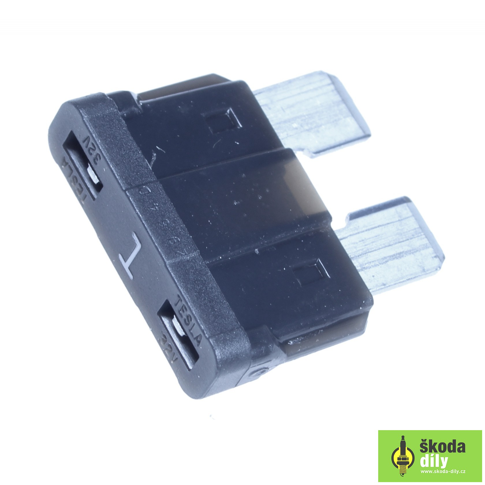 Flat Fuse 1a Czech Republic Oe Producer N01713119 Skoda Rapid Box