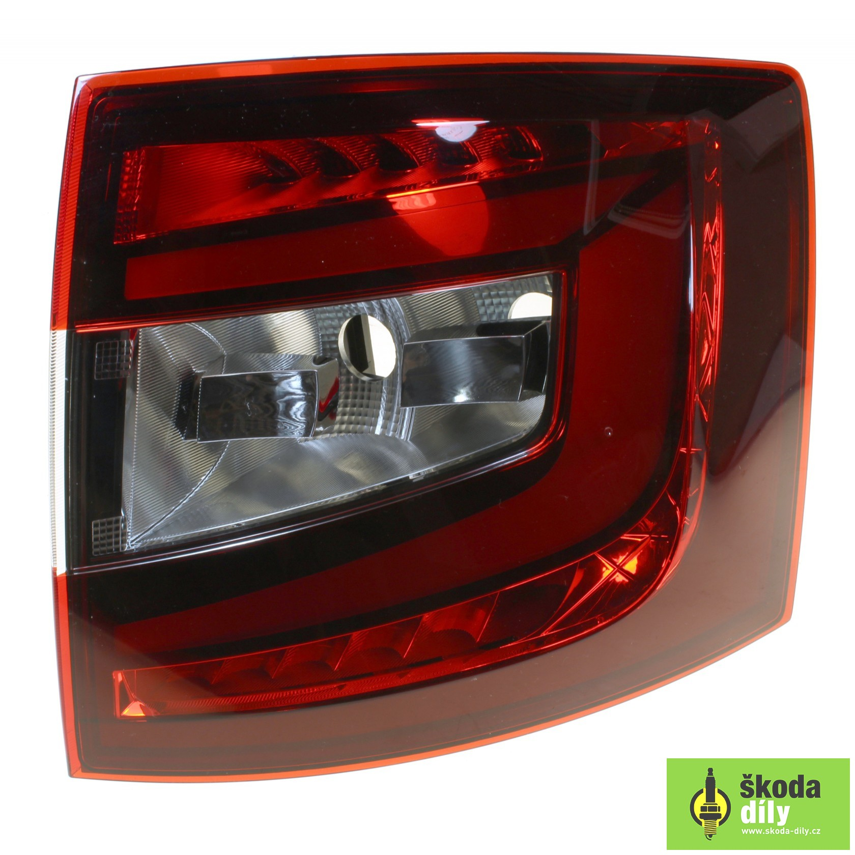 Rear Right LED Lamp bi Å koda 5E