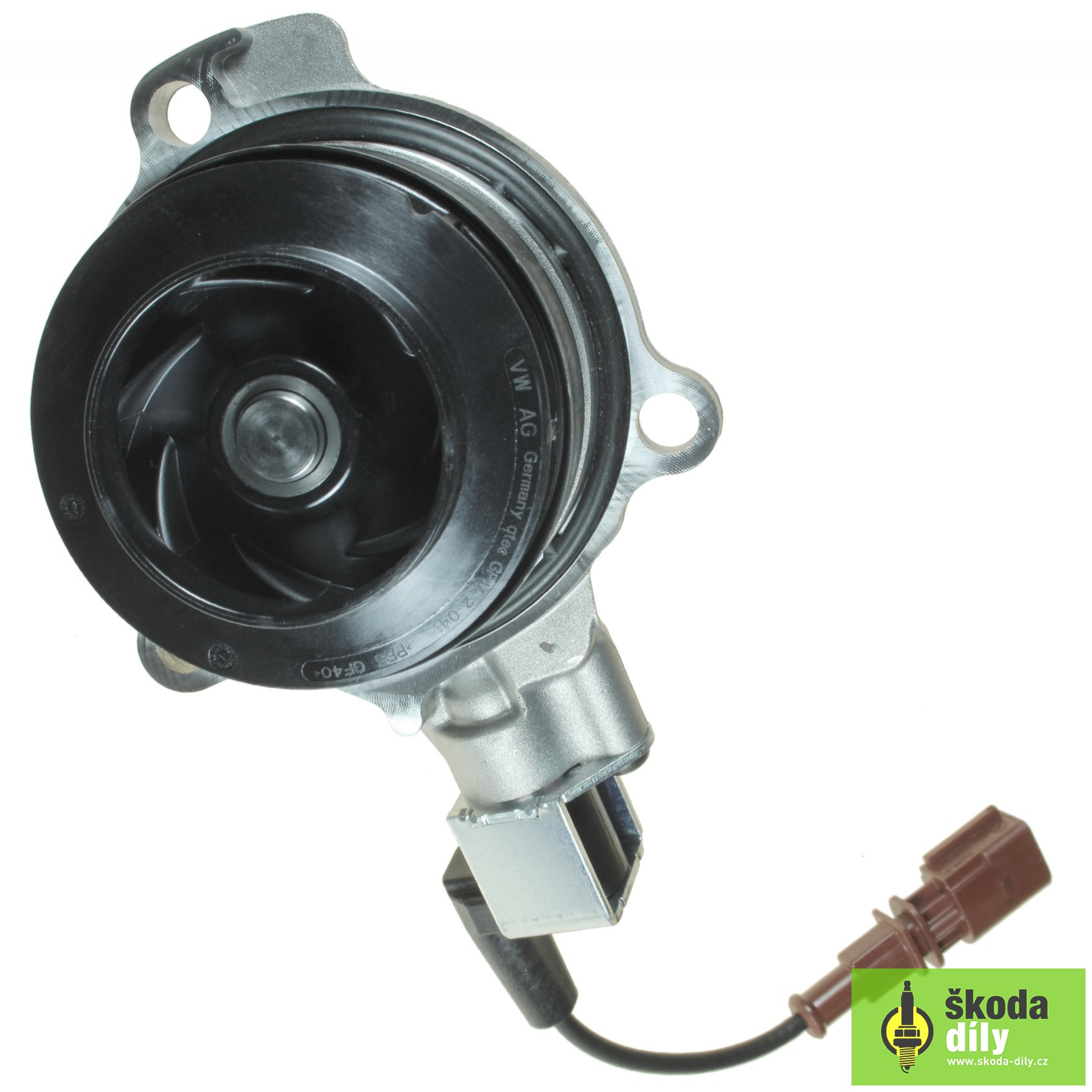 Coolant Pump Tdi Cr Koda 04l121011lx