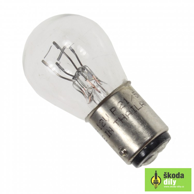 Light Bulb 12V/21W/5W Hella