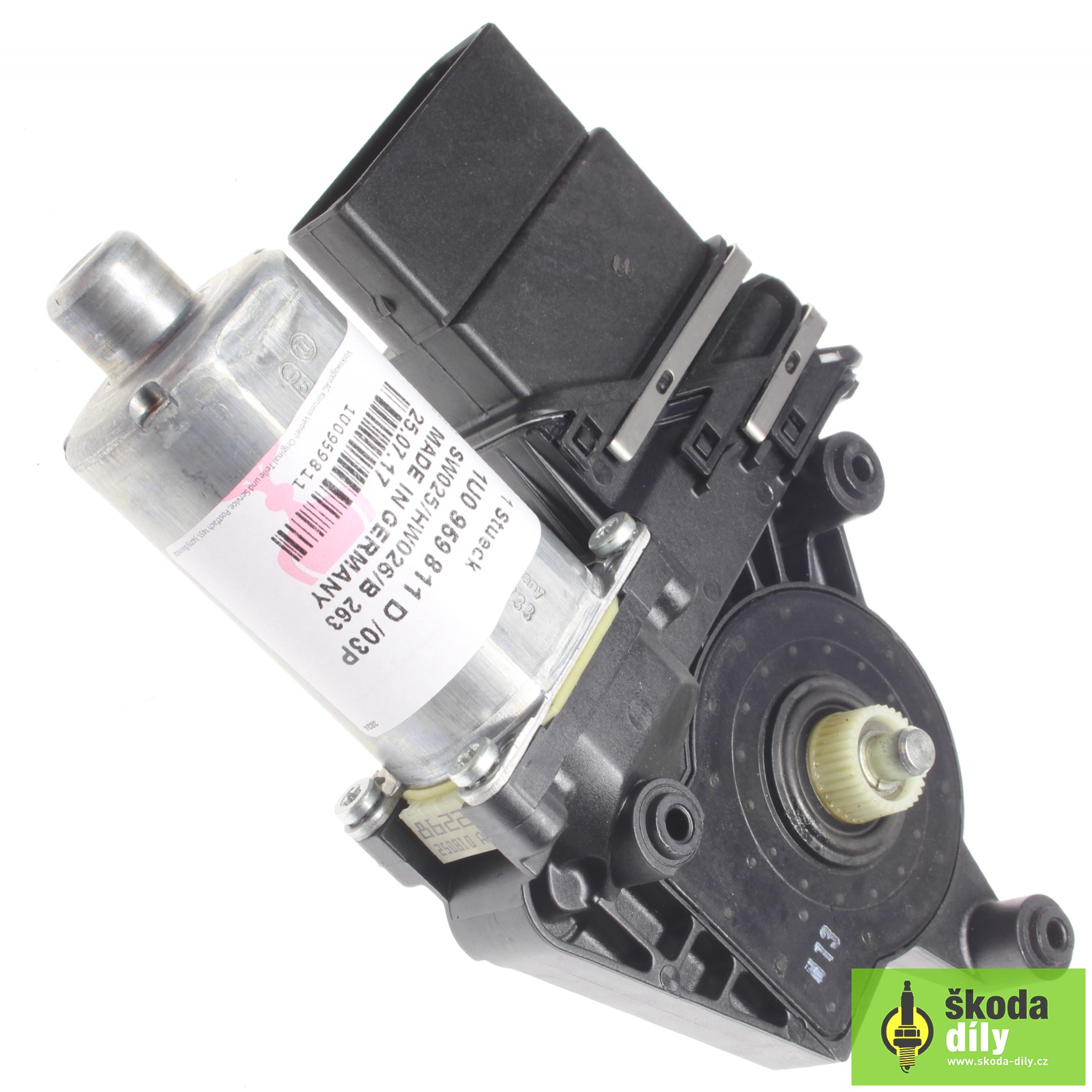 Rear Left Window Control Motor genuine part 1U0959811D03P