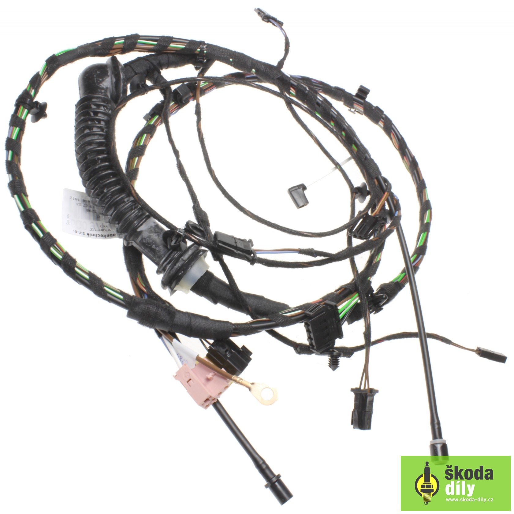 Boot Electrical Wiring - WIRE Center •
