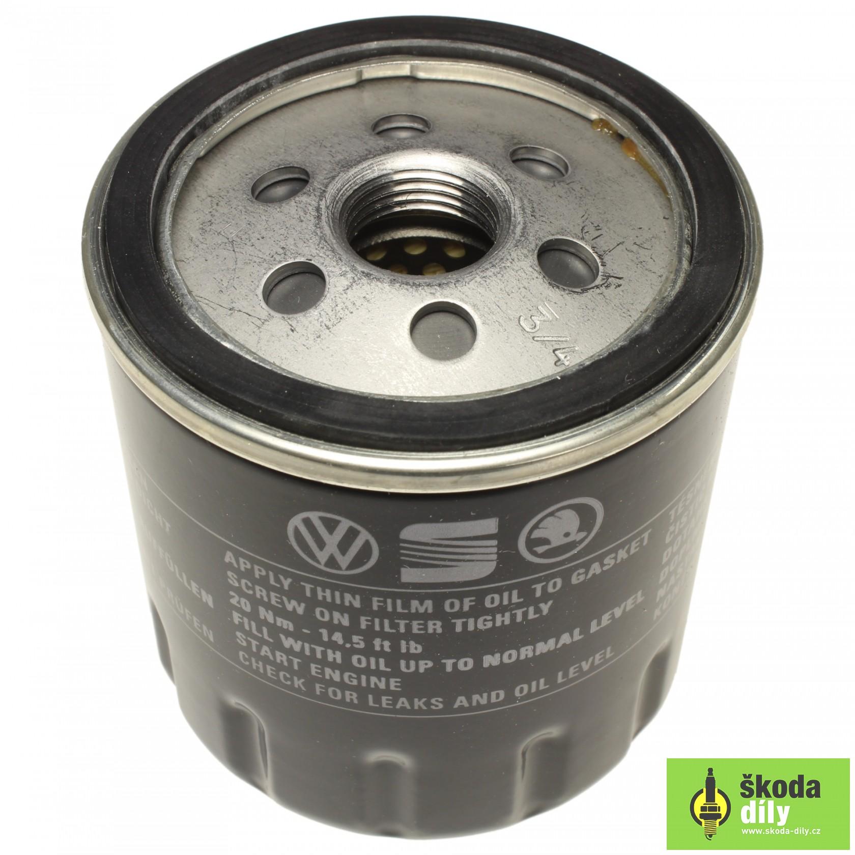 55-74kW 5x Ölfilter Bremsenreiniger Skoda Fabia 6Y 1.4 16V