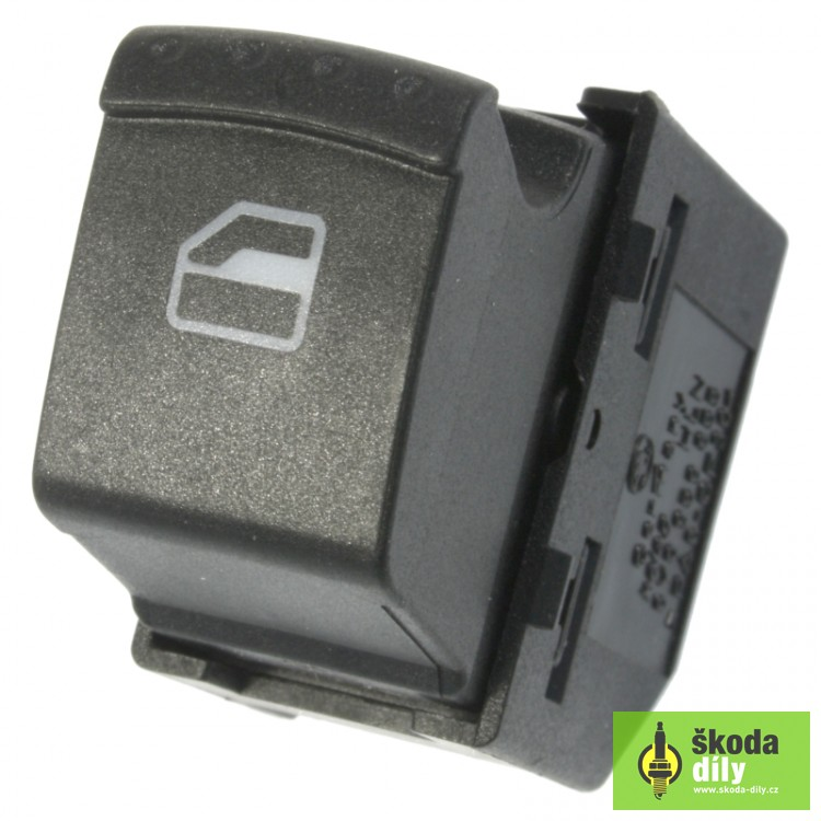 Window Control Switch Koda 6y095985501c